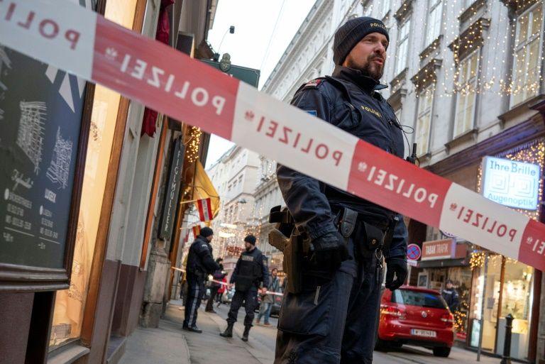 Vienna shooting 'linked to balkan mafia': police