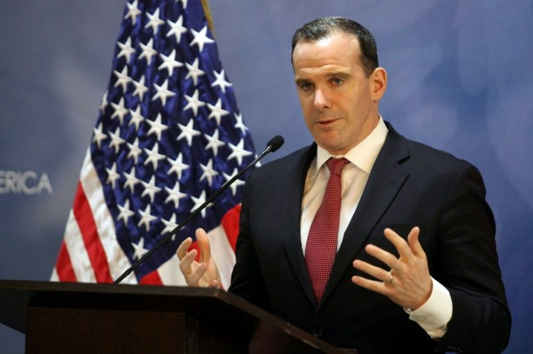 Top US envoy to anti-is coalition resigns following Trump's Syria decision