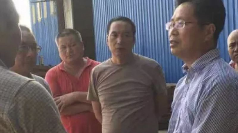 Burnt bodies of three Chinese factory workers found in Nigeria