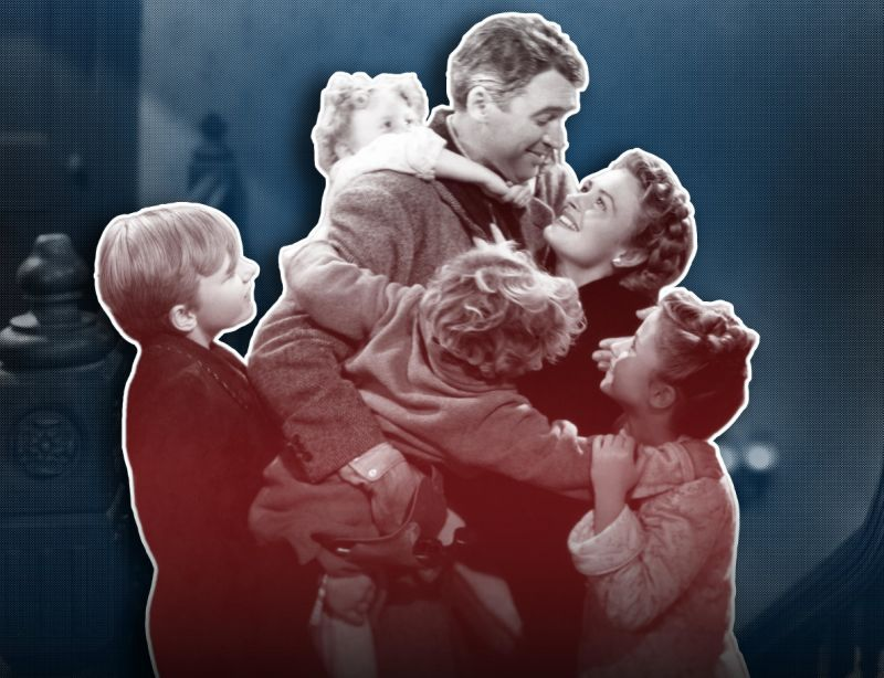 It's a wonderful life: the miraculous origins of a christmas classic