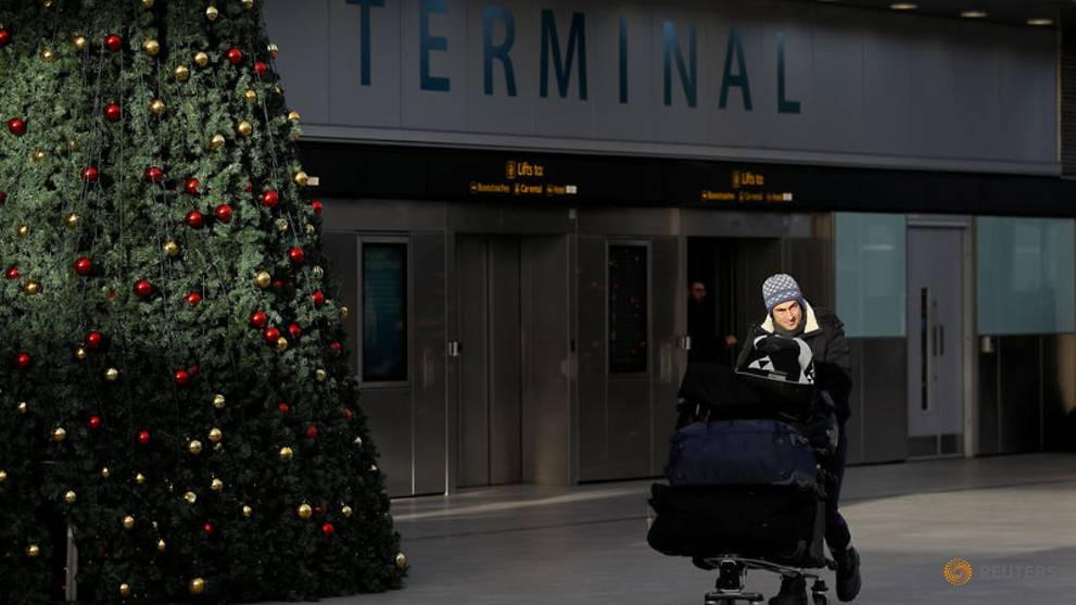 Police release two people arrested in Gatwick drone investigation