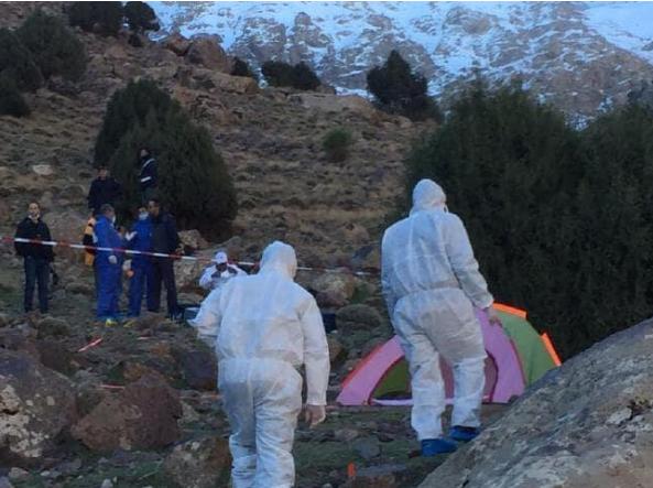 """惊悚!2名欧洲女子赴摩洛哥旅游疑遭""""斩首"""""""