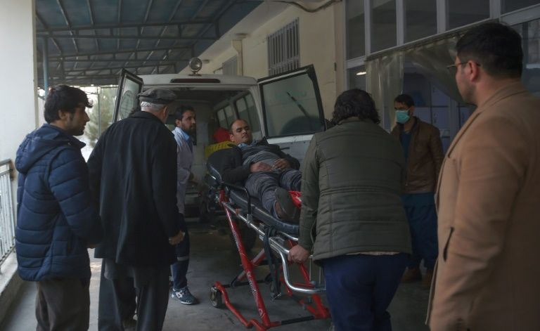 Explosions rock Kabul Govt compound in ongoing attack