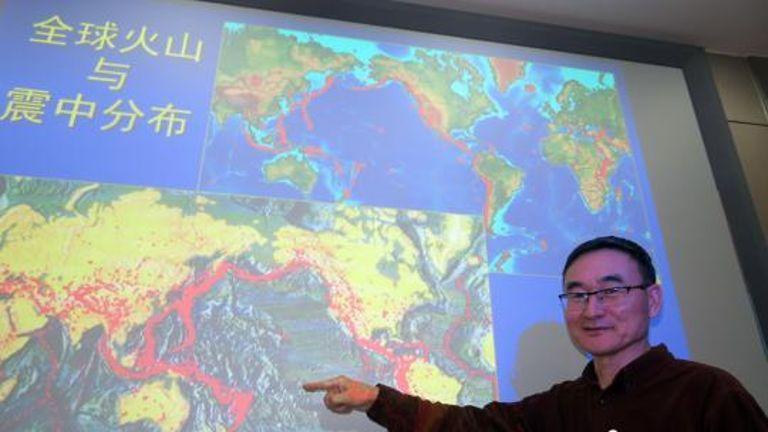 中国已探明活火山至少14座专家呼吁政府加快建立数据库