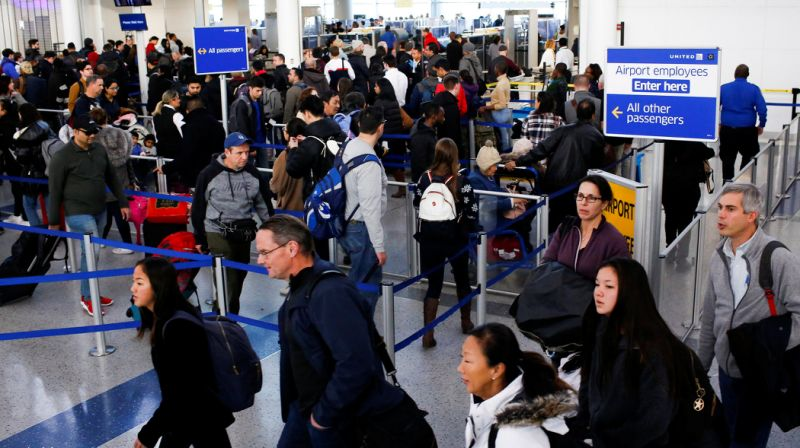 We want to hear from tsa staff working without pay during the shutdown