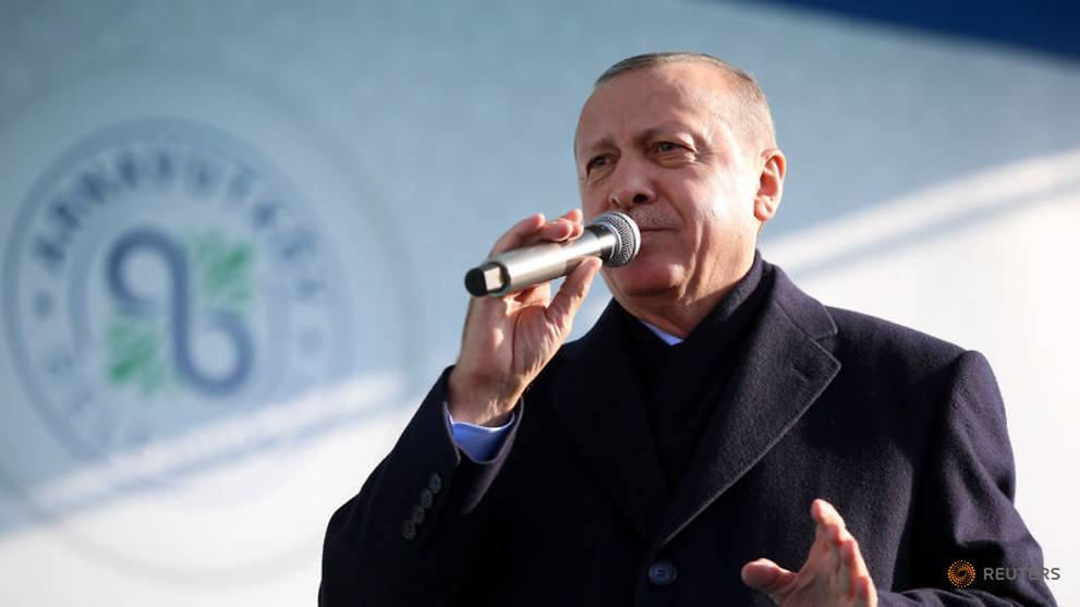 US military officials to meet Turkish counterparts about Syria - Erdogan spokesman