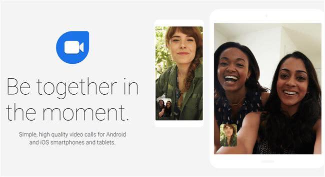 Google Duo 视频聊天App下载量已达10亿次