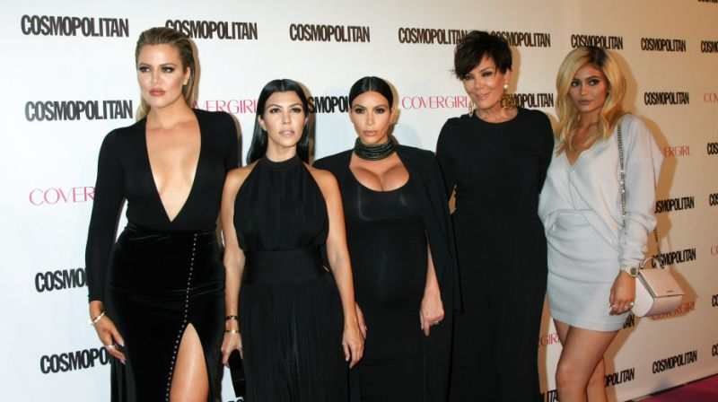 The kardashian christmas card is here, but major family members are missing
