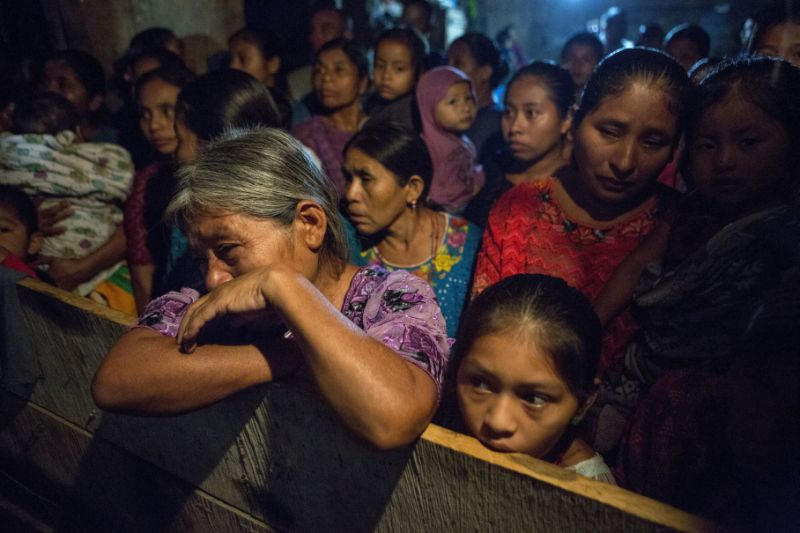 U.N. Human rights expert calls for probe into migrant Girl's death in U.S. Custody