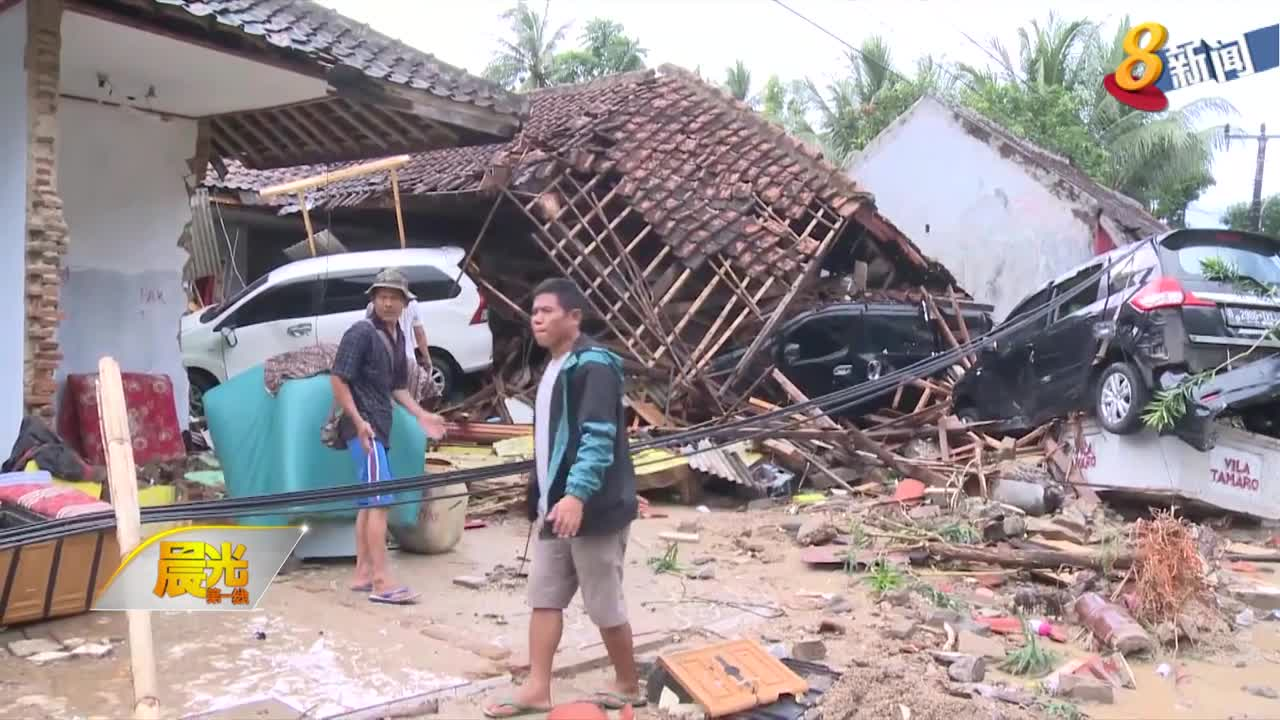 印尼信徒平安夜参与弥撒 为海啸遇难者祈福