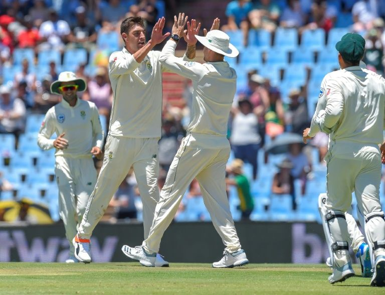 Olivier takes six wickets to overshadow Steyn record