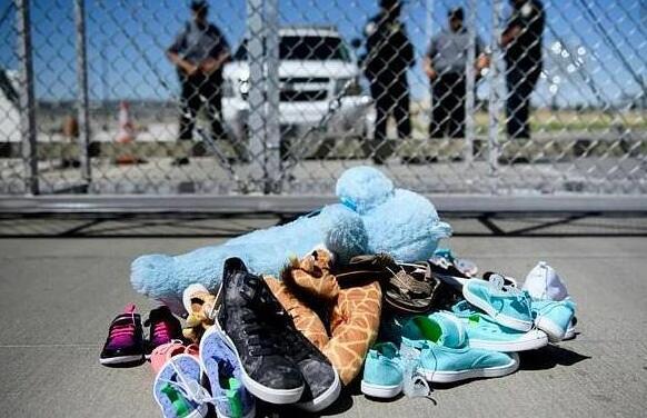 心痛!8岁中美洲移民男童圣诞节早上在美拘留中心死亡