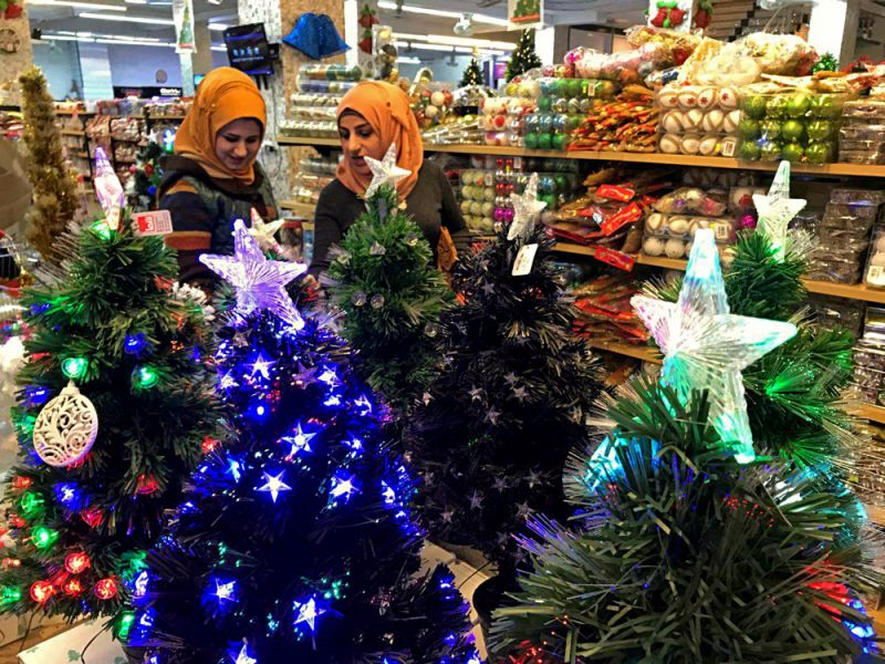 Christmas is now a national holiday in Iraq