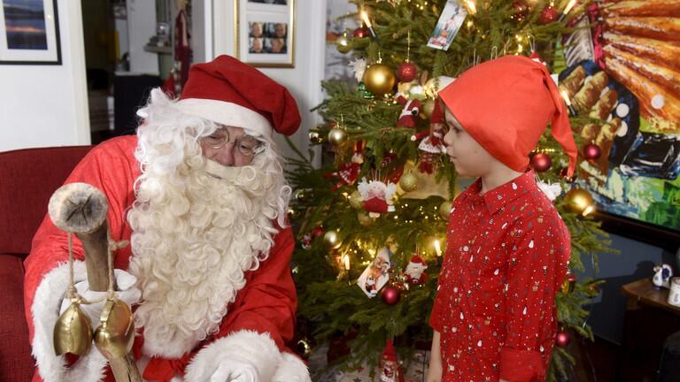 想法办圣诞老人?德国小孩不满意圣诞礼物,报警了......