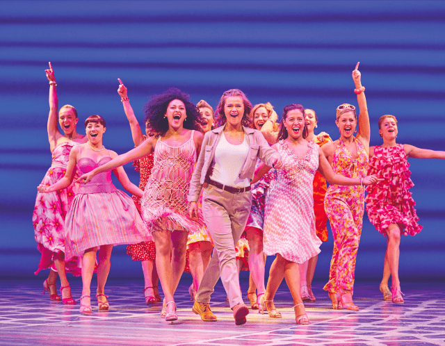 MAMMA MIA! Review: A Fun Night Out With Your Girlfriends (or Kids!)