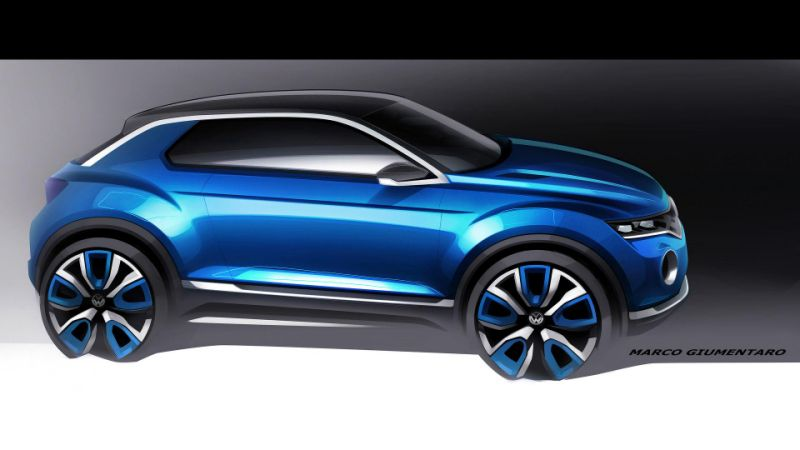 2022 VW T-Rug rugged SUV rumoured to rival Land Rover Defender