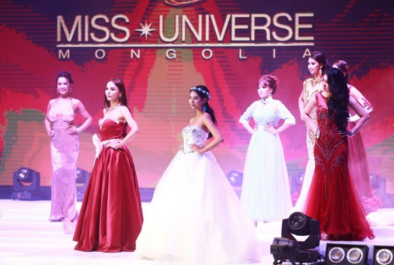 Transmongolian: the beauty queen breaking barriers