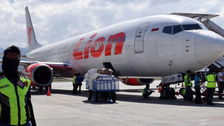 狮子航空遇难者家属入秉美国法院 控告波音公司