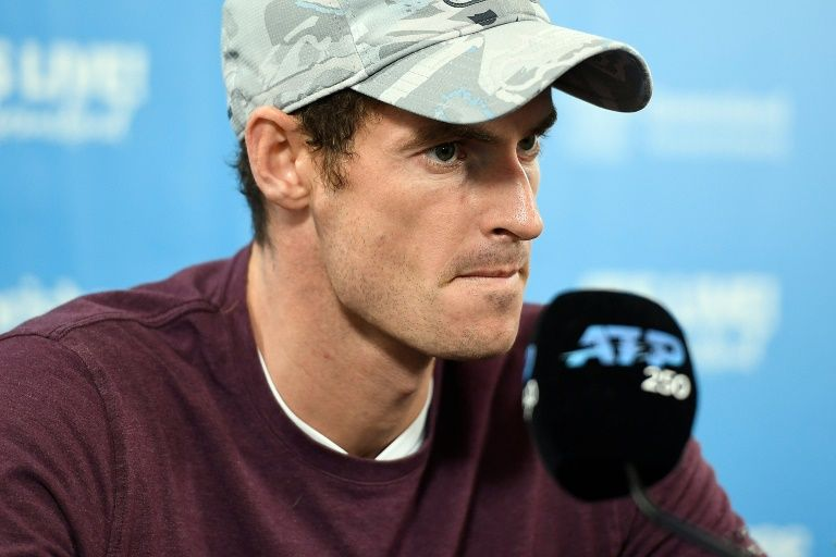 Murray happy with decision not to quit tennis