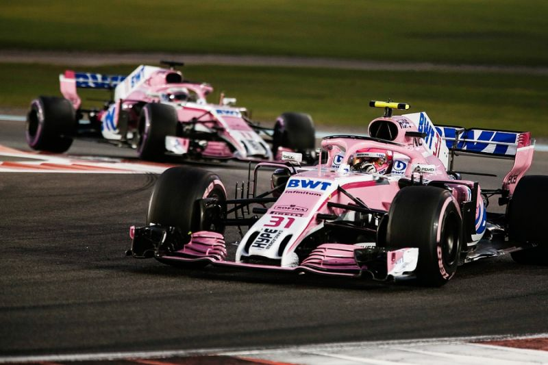 Esteban Ocon: Mercedes wanted to see qualifying gains in 2018