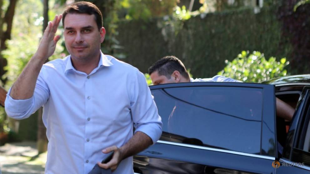 Scandal involving Brazil president-elect's son clouds inauguration