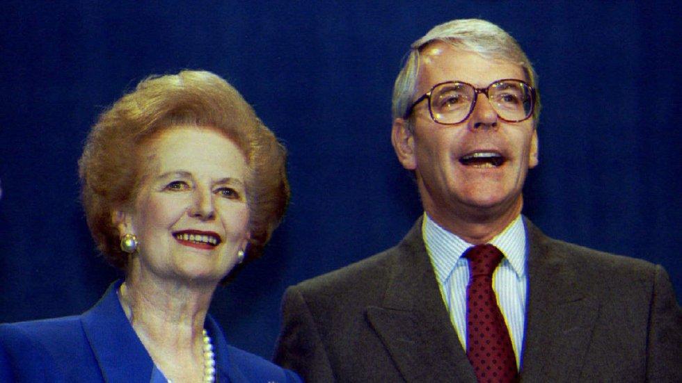 Former UK PM John Major's cabinet considered having an EU referendum in 1994, papers reveal