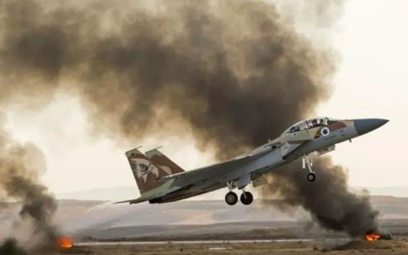 Moscow accuses Israel of 'gross violation of sovereignty' in Syria strikes