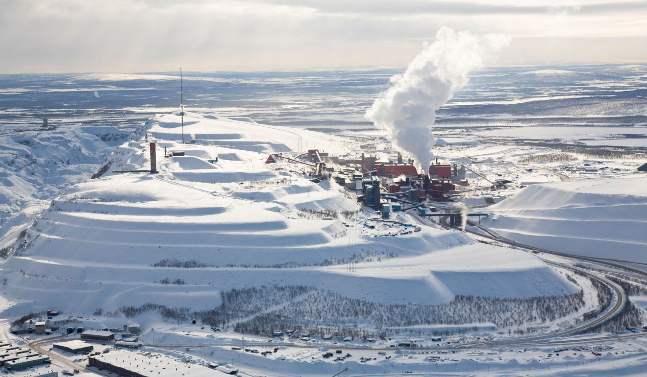 Kiruna, Sweden: the mining town that is moving east at a cost of more than US$1 billion