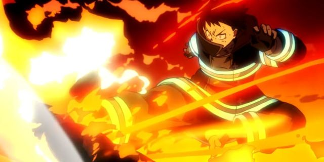'Soul Eater' Creator's 'Fire Force' Anime Reveals First Trailer, Poster