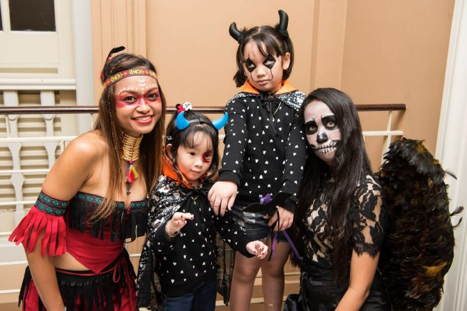 Top Halloween Events For A Spooky Fun Time In Singapore 2018