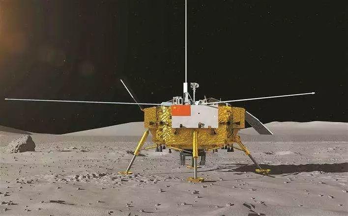 今晨,嫦娥四号成功实施环月降轨控制,即将着陆!