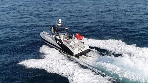 展示中国第一艘导弹无人艇后,云洲智能获4亿元C轮融资