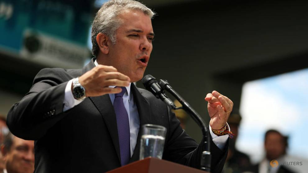 Colombia probing plots against president, arrests Venezuelans - foreign minister