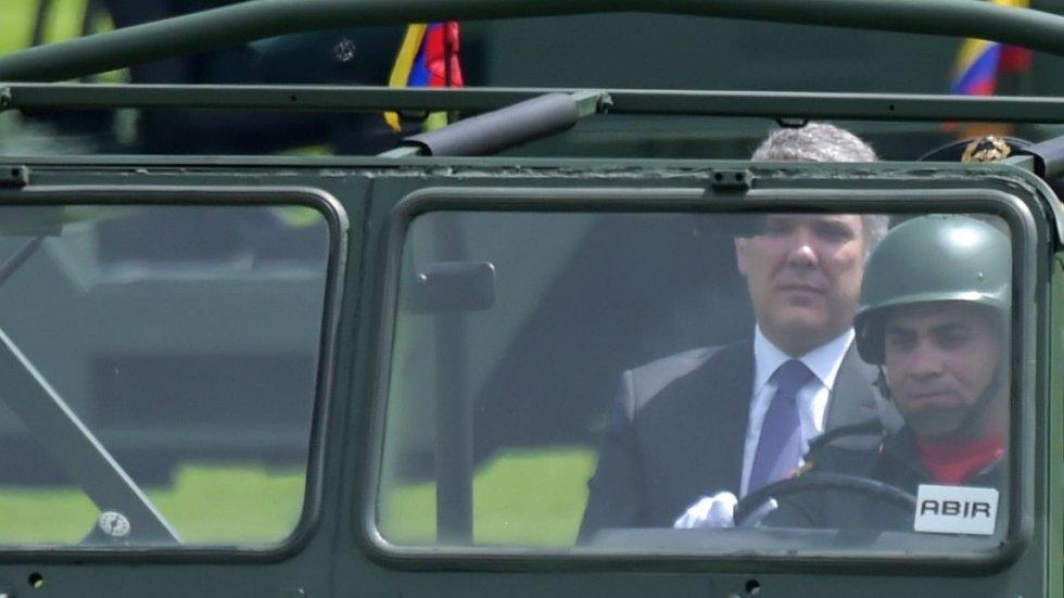 Colombia probes Venezuela connection to assassination plot on President Ivan Duque