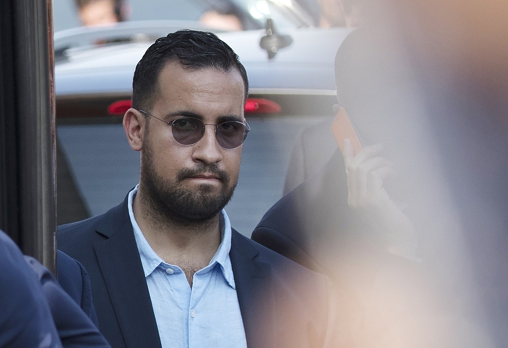 French prosecutors probe Macron ex-bodyguard over passports