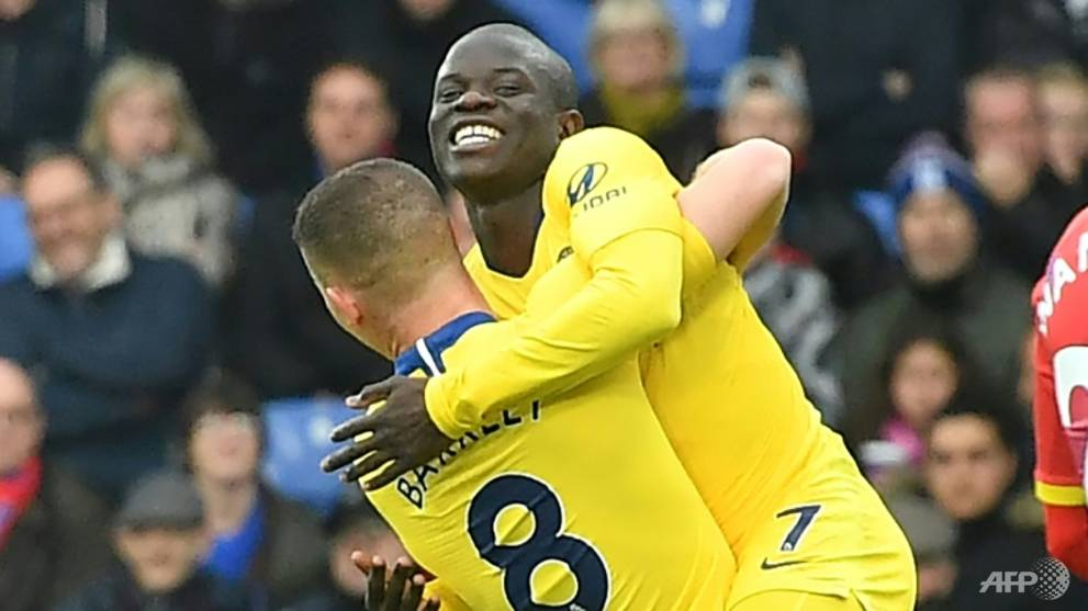Football: Injuries a worry for Sarri as Chelsea beat Palace