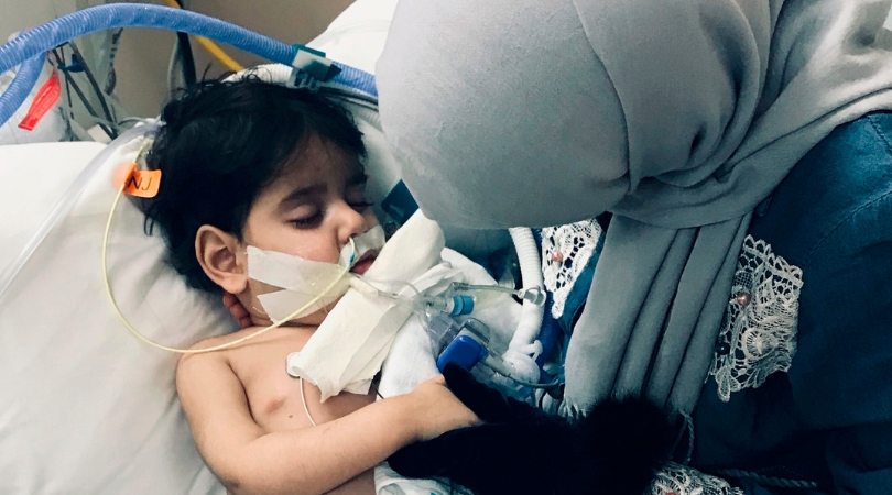 Mourners honor boy whose yemeni MOM fought US travel ban