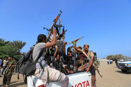 U.N. Says Yemen houthis' redeployment in hodeidah should respect Stockholm deal