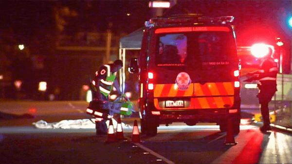 悲剧!墨尔本男子在街头被救护车撞成重伤,送医途中死亡(图)