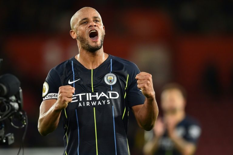 Injured Kompany confident he'll feature in Man City trophy hunt