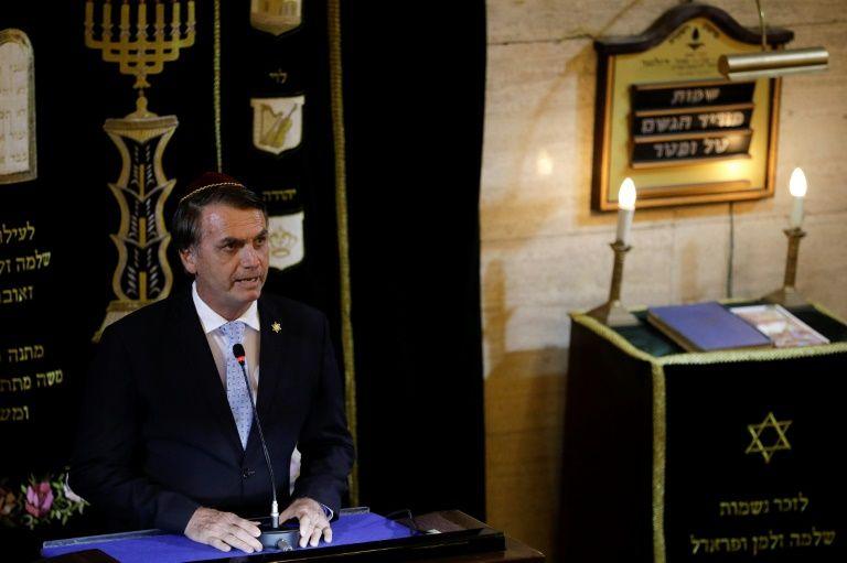 Bolsonaro's moment of truth arrives for Brazil