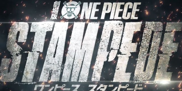 'One Piece Stampede' Reveals High-Quality Character Designs