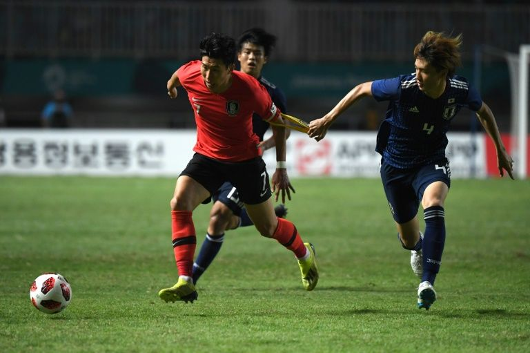 South Korea counting on red-hot Son to shine on Asian Cup quest