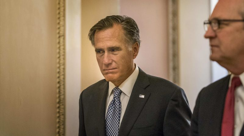 Romney op-ed met with mockery: 'that guy that ironed a shirt while wearing it?'