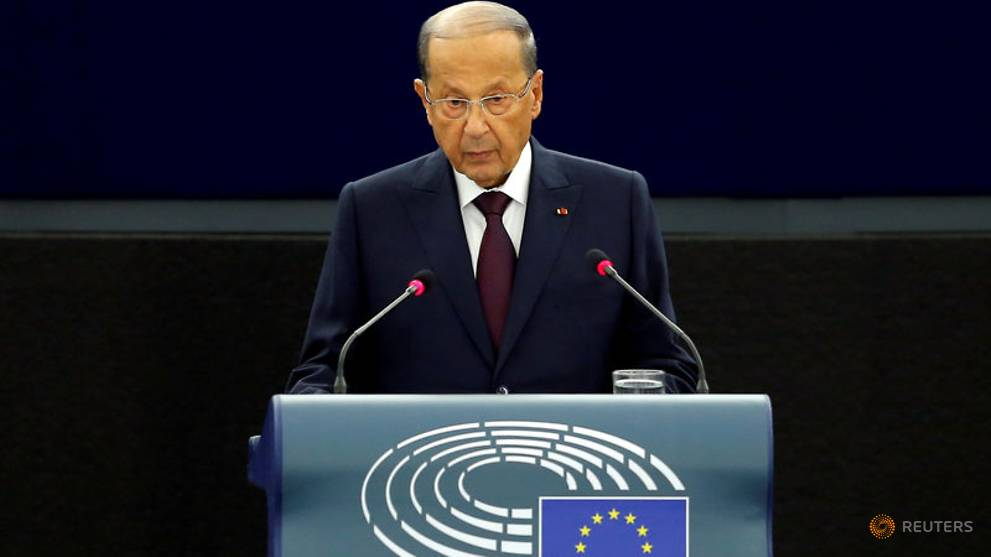 Lebanon's Aoun urges more efforts to repatriate Syrian refugees