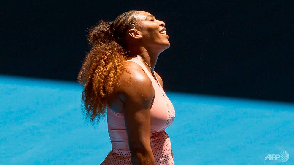 Tennis: Serena in inspirational message to working mums