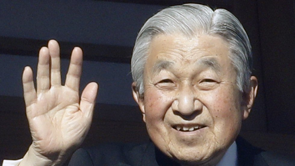 Emotions run high as Japan's Emperor Akihito delivers final New Year address
