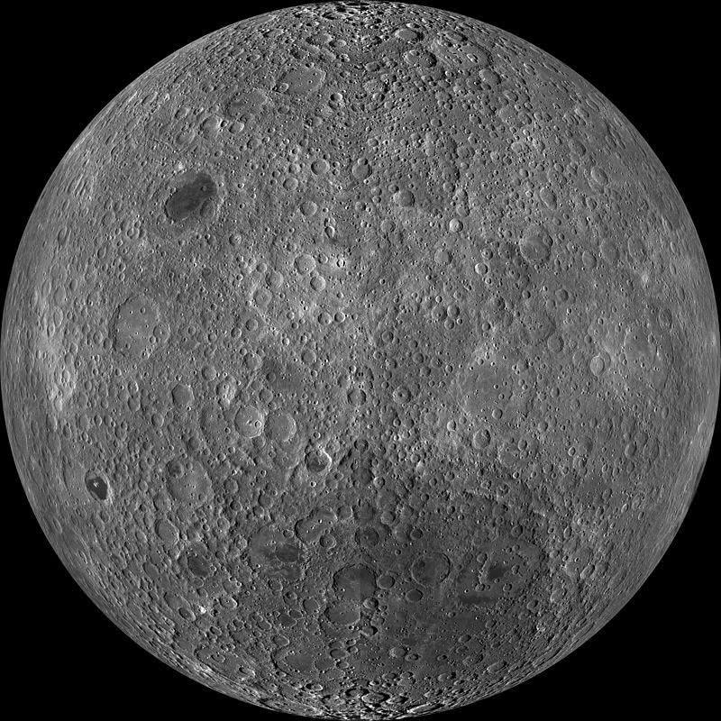 嫦娥四号实现人类月背软着陆 传回首张月球背面照片