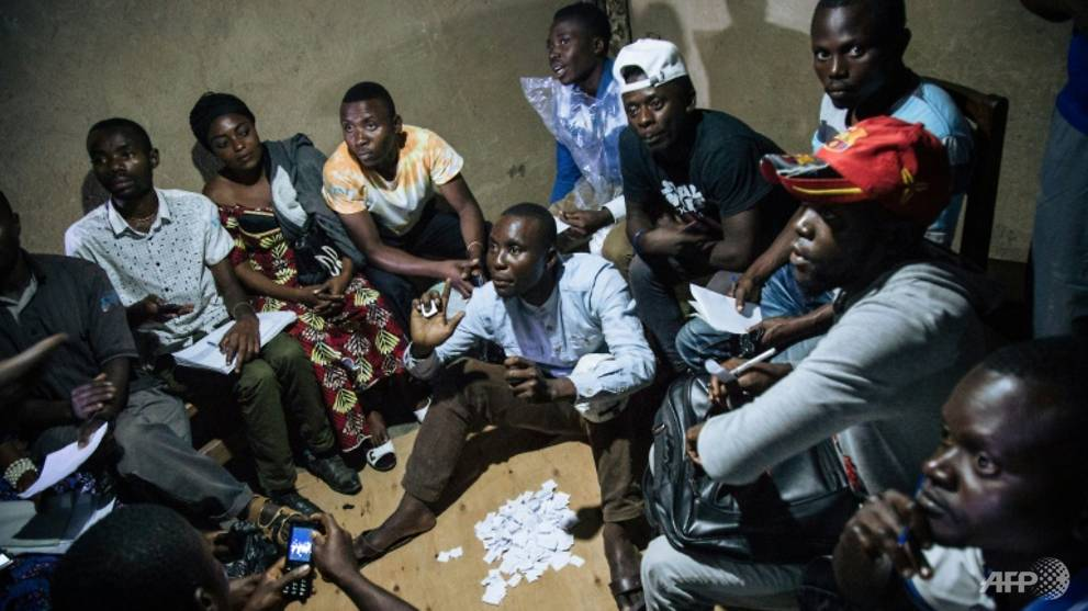 DR Congo election panel may delay provisional results