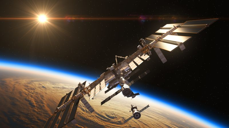 Astronaut reveals how surprisingly easy it is to call 911 from space